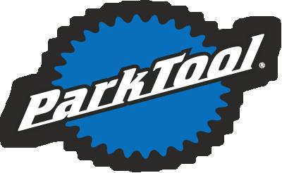 Logo Park Tool - reonomowanego producenta nardzędzi do serwisowania rowerów.